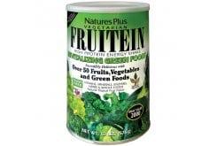Nature's Plus SpiruTein Frutein Green Ισχυρά Αντιοξειδωτικό Πρωτεϊνούχο Shake με Έμφαση στο Πράσινο Χρώμα, 576 gr