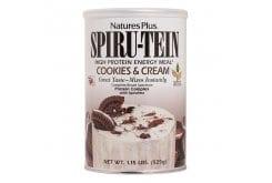 Nature's Plus, SpiruTein Cookies & Cream, 525 gr
