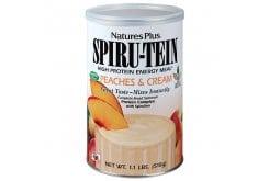 Nature's Plus, SpiruTein Peaches & Cream, 510 gr