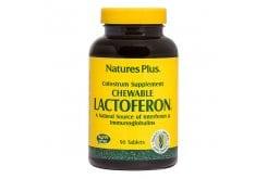 Nature's Plus Lactoferon (Chewable Colostrum), 90 chewable tabs