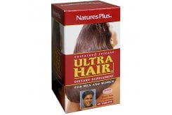 Nature's Plus Ultra Hair, 60 tabs