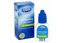 Optrex Antidrops Αναζωογονητικές Οφθαλμικές Σταγόνες για Κουρασμένα Μάτια, 10 ml