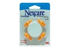 3M Nexcare Ωτοασπίδες Πλαστικές, 2 ζευγάρια