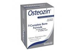 Health Aid Osteozin, Ολοκληρωμένη Φόρμουλα Για Την Υγεία Των Οστών, 90tabs