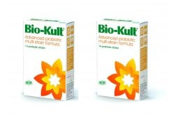 2 x Bio-Kult Probiotic Multi-Strain Formula Προβιοτικό Συμπλήρωμα Διατροφής, 2 x 60caps