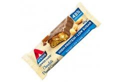 Atkins High Protein Chocolate Peanut Caramel Σοκολατένια Μπάρα Προτεϊνης με Φιστίκια & Καραμέλα, 60gr
