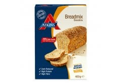 Atkins Bread Mix Πολύσπορο Μείγμα για τη Παρασκευή Ψωμιού, 400gr