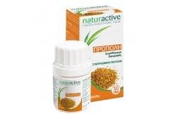 Naturactive Propolis Συμπλήρωμα Διατροφής με Πρόπολη για την Ενίσχυση της Φυσικής Άμυνας & Τόνωση του Οργανισμού με Αντιφλεγμονώδεις & Αντιικές Ιδιότητες, 20 tabs