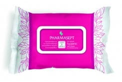 Pharmasept Care & Effect - Tol Velvet Hygienic Wet Wipes, for intimate areas, 30 τεμάχια