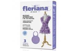 Fleriana Φυσικό Αρωματικό για τα Ρούχα με 100% Εκχύλισμα Λεβάντας, 3τμχ