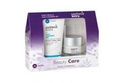 Panthenol Extra Promo Pack Night Cream Αντιγηραντική Κρέμα Νύχτας, 50ml & Face Cleansing Gel Τζελ Καθαρισμού Προσώπου, 150ml