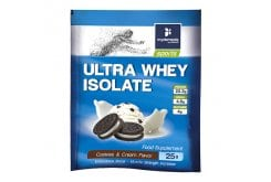 MyElements Ultra Whey Isolate Cookies & Cream Flavor Πρωτεΐνη με Γεύση Μπισκότο, 25gr.
