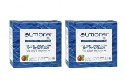 2 x Almora Plus Ηλεκτρολύτες για την Ενυδάτωση του Οργανισμού, 2 x 12 sachets