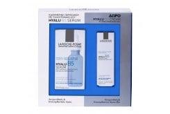 La Roche Posay PROMO με Hyalu B5 Serum Αντιρυτιδικό & Επανορθωτικό Ορό, 30ml & ΔΩΡΟ Hyalu B5 Cream Κρέμα για Αντιρυτιδική & Επανορθωτική Φροντίδα, 7.5ml