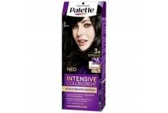 Schwarzkopf Palette Intensive Color Cream Semi-Set Βαφή Μαλλιών No.2 Μαύρο, 1 τεμάχιο