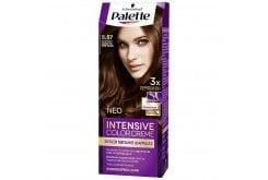 Schwarzkopf Palette Intensive Color Cream Semi-Set Βαφή Μαλλιών No.5-57 Καστανό Ανοιχτό Μπεζ, 1 τεμάχιο