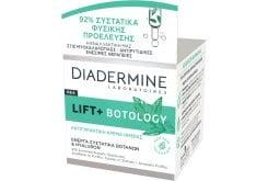 Diadermine Cream Lift+ Botology Day Αντιγηραντική Κρέμα Ημέρας Προσώπου, 50ml