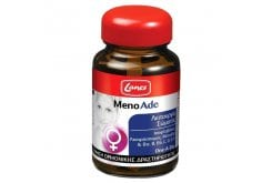 Lanes MenoAde Συμπλήρωμα Διατροφής για τις Ανάγκες του Γυναικείου Οργανισμού κατά τη Δάρκεια της Εμμηνόπαυσης, 30tabs
