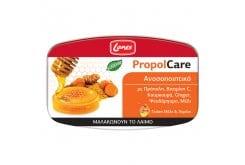 Lanes PropolCare Καραμέλες για το Λαιμό με Γεύση Μέλι & Λεμόνι 54gr