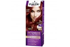 Schwarzkopf Palette Intensive Color Cream Semi-Set Βαφή Μαλλιών No.6-65 Ξανθό Σκούρο Έντονο Κόκκινο, 1τεμάχιο