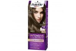 Schwarzkopf Palette Intensive Color Cream Semi-Set Βαφή Μαλλιών No.6 Ξανθό Σκούρο, 1τεμάχιο