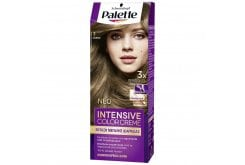 Schwarzkopf Palette Intensive Color Cream Semi-Set Βαφή Μαλλιών No.7 Ξανθό, 1τεμάχιο