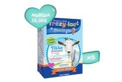 Πακέτο Προσφοράς 6 x Frezylac Platinum 1 Βιολογικό Κατσικίσιο Γάλα για Βρέφη, 6 x 400g
