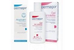 Inpa Dermagor (1+1 ΔΩΡΟ) με Atopicalm Κρέμα για την Περιποίηση του Ατοπικού Δέρματος, 250ml & Gel de Toilette (Surgras) Ήπιο Καθαριστικό για Ξηρά & Άτονα Δέρματα, 200ml
