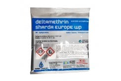 Dominate Plus Deltamethrin Sharda Europe Wp, Βιοκτόνο - Εντομοκτόνο Σε Βρέξιμη Σκόνη, 50g