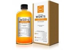 John Noa WORTS Σιρόπι Υγείας Κατάλληλο για Ενυδάτωση, με Γεύση Πορτοκάλι, 250ml