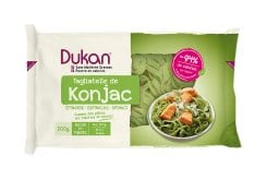 Dukan Expert Konjac Tagliatelle with Spinach, 200 gr