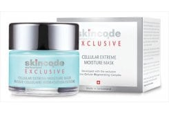 Skincode Cellular Extreme Moisture Mask Κυτταρική Ενυδατική Μάσκα Άμεσης Δράσης, 50ml
