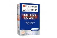 Forte Pharma ENERGIE TAURINE POWER, 30 effer. tab