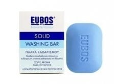 Eubos Solid Washing Bar Blue ,125gr