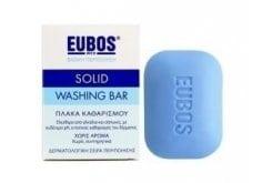 Eubos Solid Washing Bar Blue ,125gr