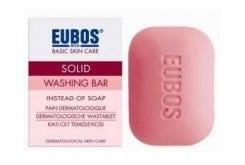 Eubos Solid Washing Bar Red,125gr