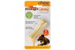 Petstages Chick a Bone dog chew toy, XSmall, 1 item