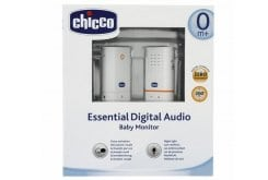 Chicco Ψηφιακή Ενδοεπικοινωνία Essential Digital Audio 02564, με Εύρος 200m. Mε φωνητική ενεργοποίηση, Eco mode και φωτάκι νύχτας , 1 τμχ