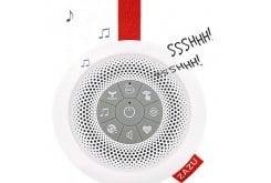 Zazu Portable Baby Soother 0m+, Βρεφικό Φορητό Ηχείο Με 6 Μελωδίες Για Νανούρισμα, 1 Τεμάχιο