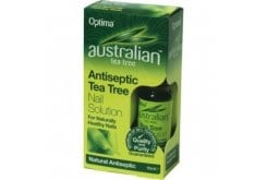 Optima Australian Tea Tree Antiseptic Nail Solution, 10 ml