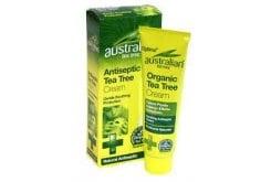 Optima Australian Tea Tree Antiseptic Cream, Αντισηπτική Κρέμα, 50 ml