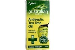 Optima Australian Tea Tree Antiseptic Oil, Αντισηπτικό Λάδι, 25 ml