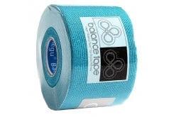 Balance Tape, Ταινία Κινησιοεπίδεσης, + 20% Περισσότερο Προϊόν - Σε οκτώ διαφορετικά χρώματα. 6m x 5cm - Γαλάζιο