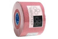 Balance Tape, Ταινία Κινησιοεπίδεσης, + 20% Περισσότερο Προϊόν - Σε οκτώ διαφορετικά χρώματα. 6m x 5cm - Ροζ