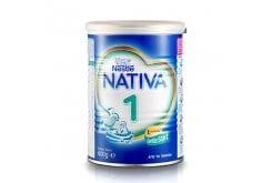 Nativa 1 Γάλα Πρώτης Βρεφικής Ηλικίας 0-6m σε Σκόνη, 400 gr