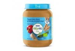 Nestle Naturnes Bio Whole Grain Pasta With Pastinak & Sweet Peppers 12m+, 190g