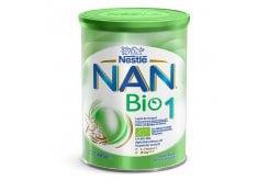 Nestle Nan Bio 1 Γάλα Πρώτης Βρεφικής Ηλικίας σε Σκόνη από τη Γέννηση, 400gr