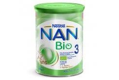 Nestle Nan Bio 3 Βιολογικό Γάλα Δεύτερης Βρεφικής Ηλικίας από 12 μηνών, 400gr