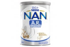 Nestle Nan AR For the Arbitrary Education of Infants with Reductions From Birth, 400g