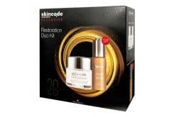 Skincode Restoration Duo Kit Exclusive Cellular Anti-Aging Cream Αντιρυτιδική Κρέμα, 50ml & Δώρο Exclusive Cellular Overnight Restoration Oil Έλαιο Προσώπου Αναζωογόνησης, 30ml